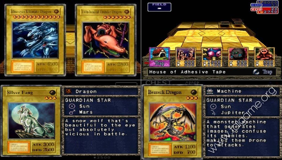 Download Save Game Yugioh Forbidden Memories Full Cards