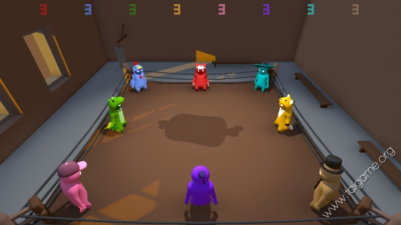 gang beasts free download full game android