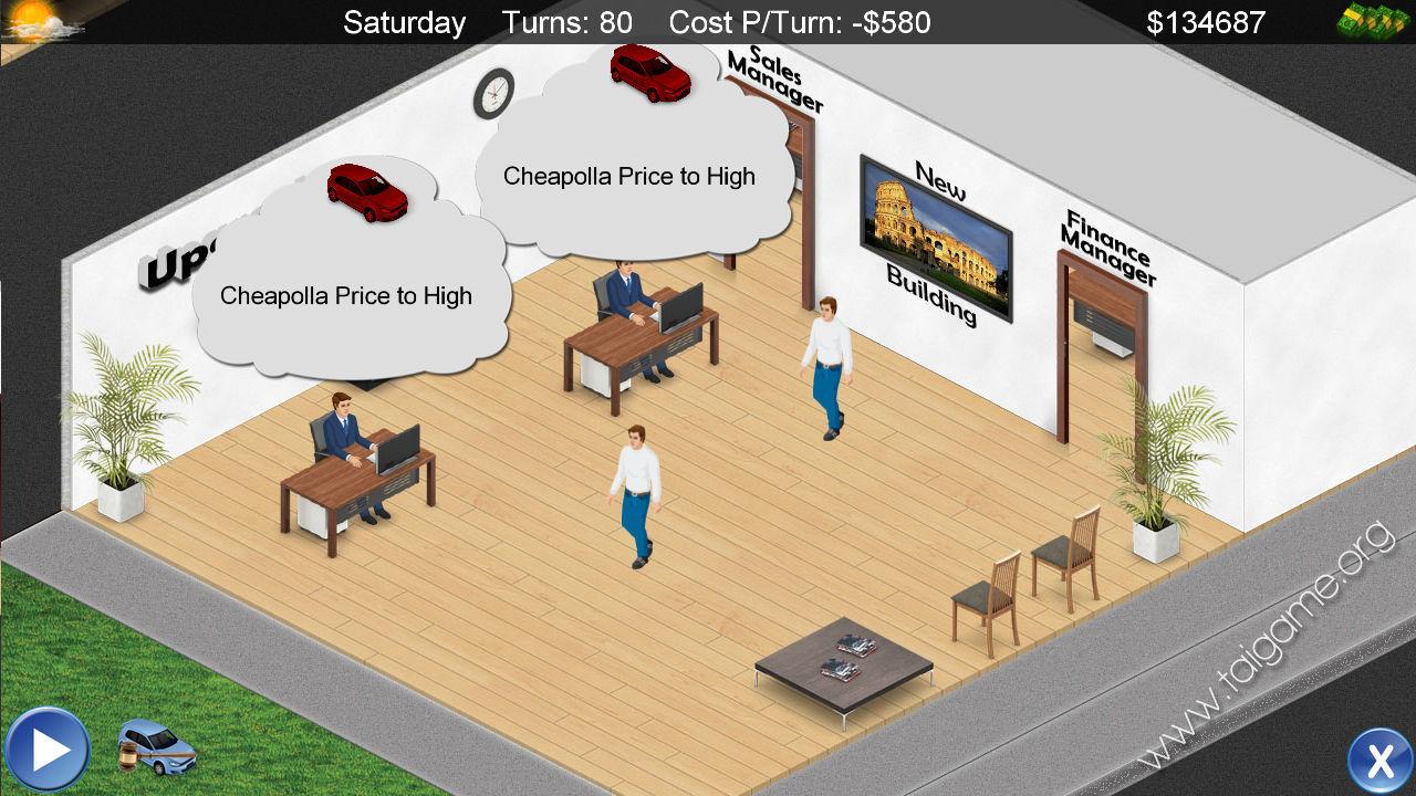 Car Dealership Game Ios