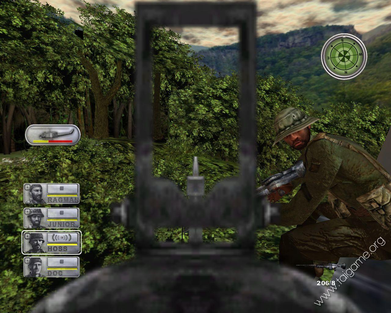 Conflict Vietnam Free Download Full Version