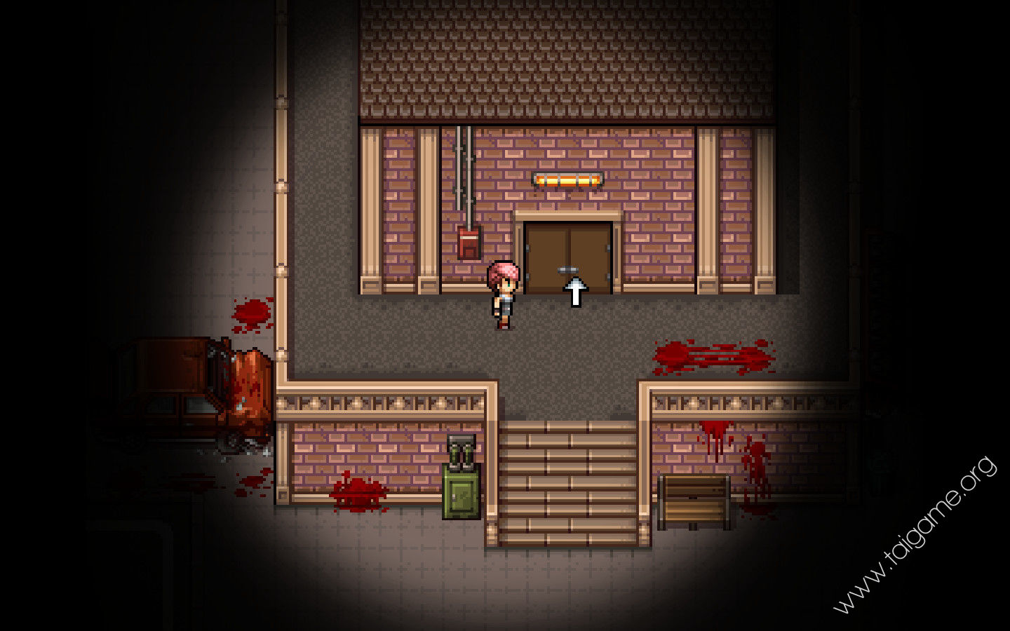 Eaten Alive Free Download - Best Game PC Full Version