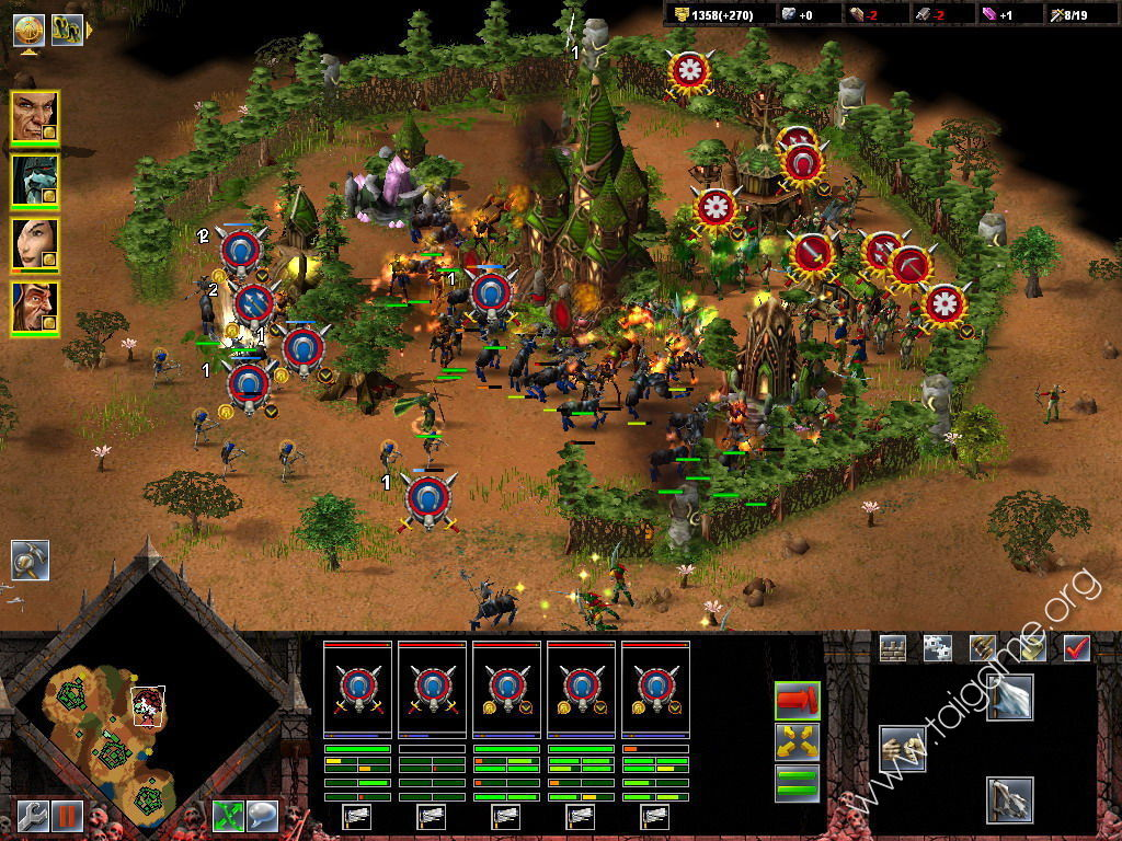Kohan II: Kings of War - Download Free Full Games | Strategy