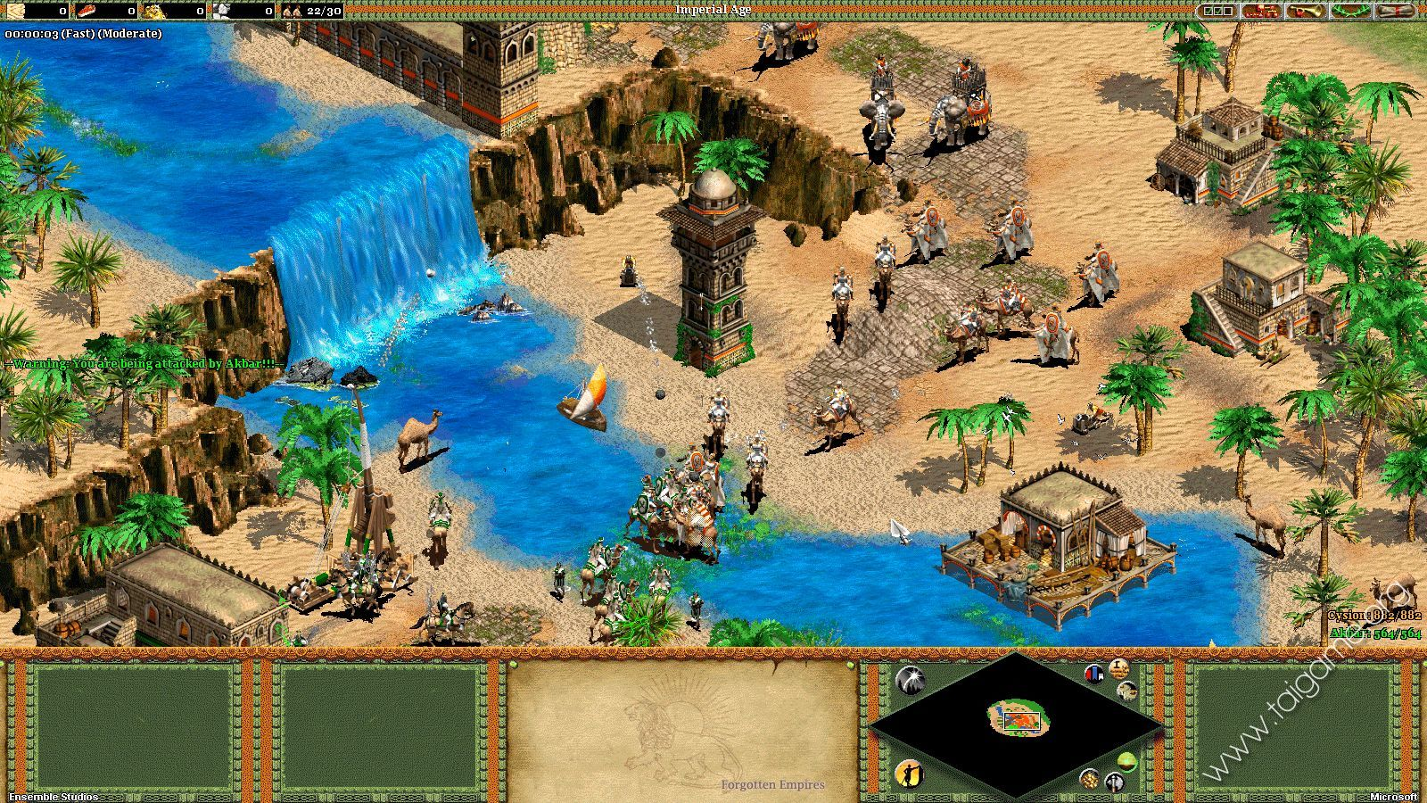 ... Age of Empires II HD: The African Kingdoms picture4 ...