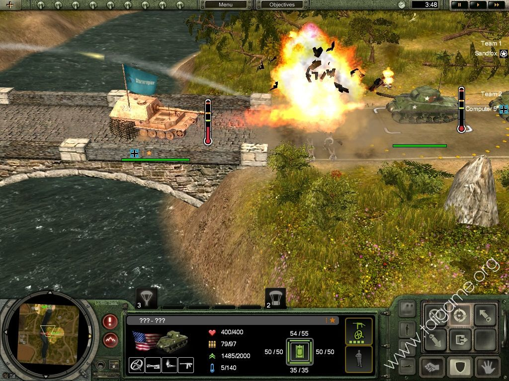 Codename Panzers Phase Two Download Free Full Games