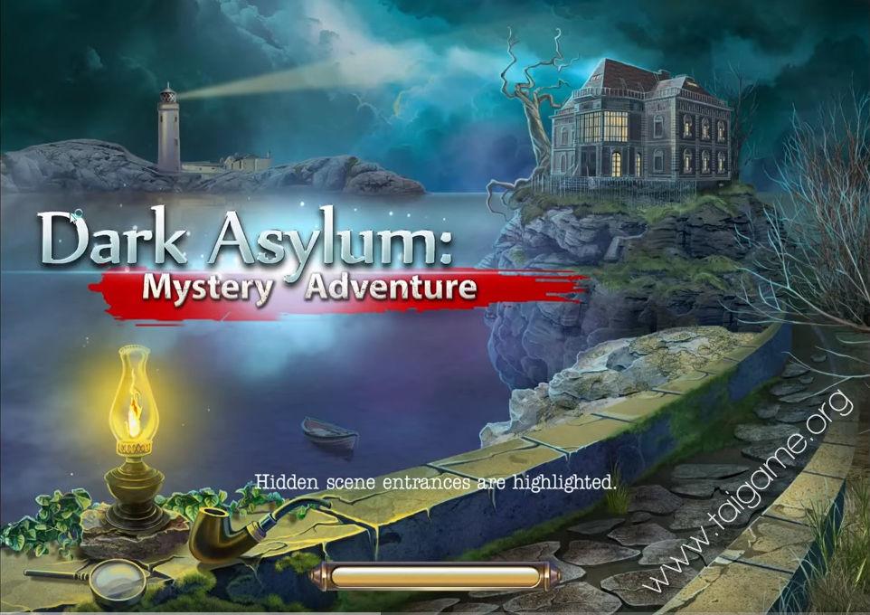 Dark Asylum Mystery Adventure on Mysterious Challenges Nine