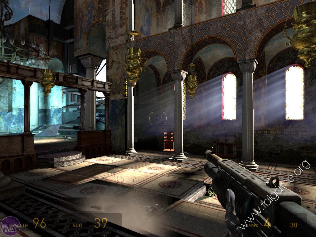 Screenshot 1 of half-life 2