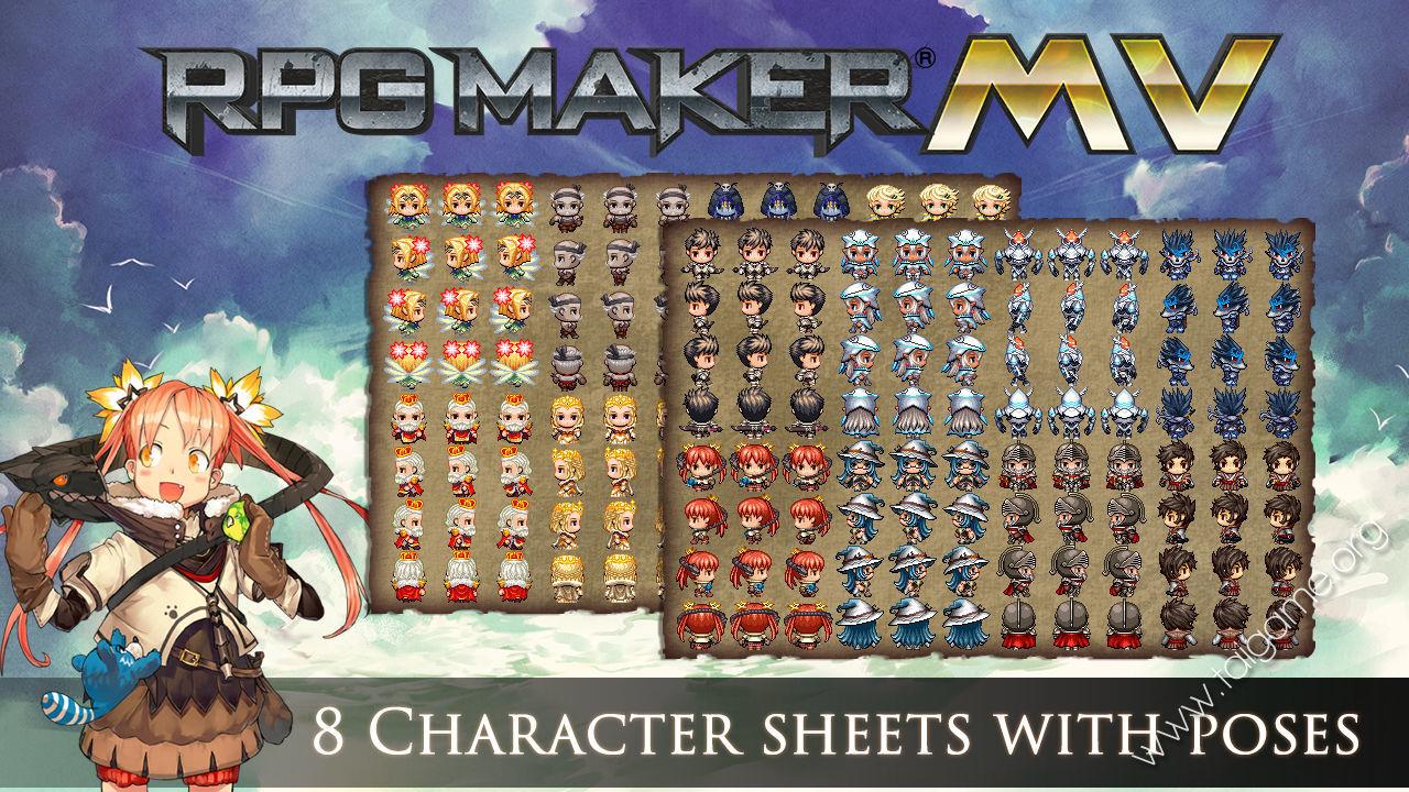 RPG Maker MV - Tai game | Download game Phần mềm, ứng dụng