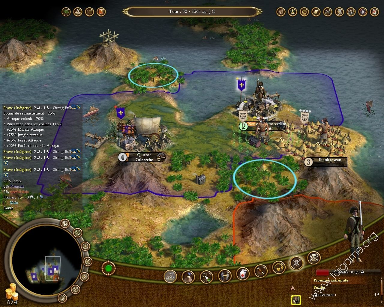 A CivIV Players Guide For Adapting To Colonization ...