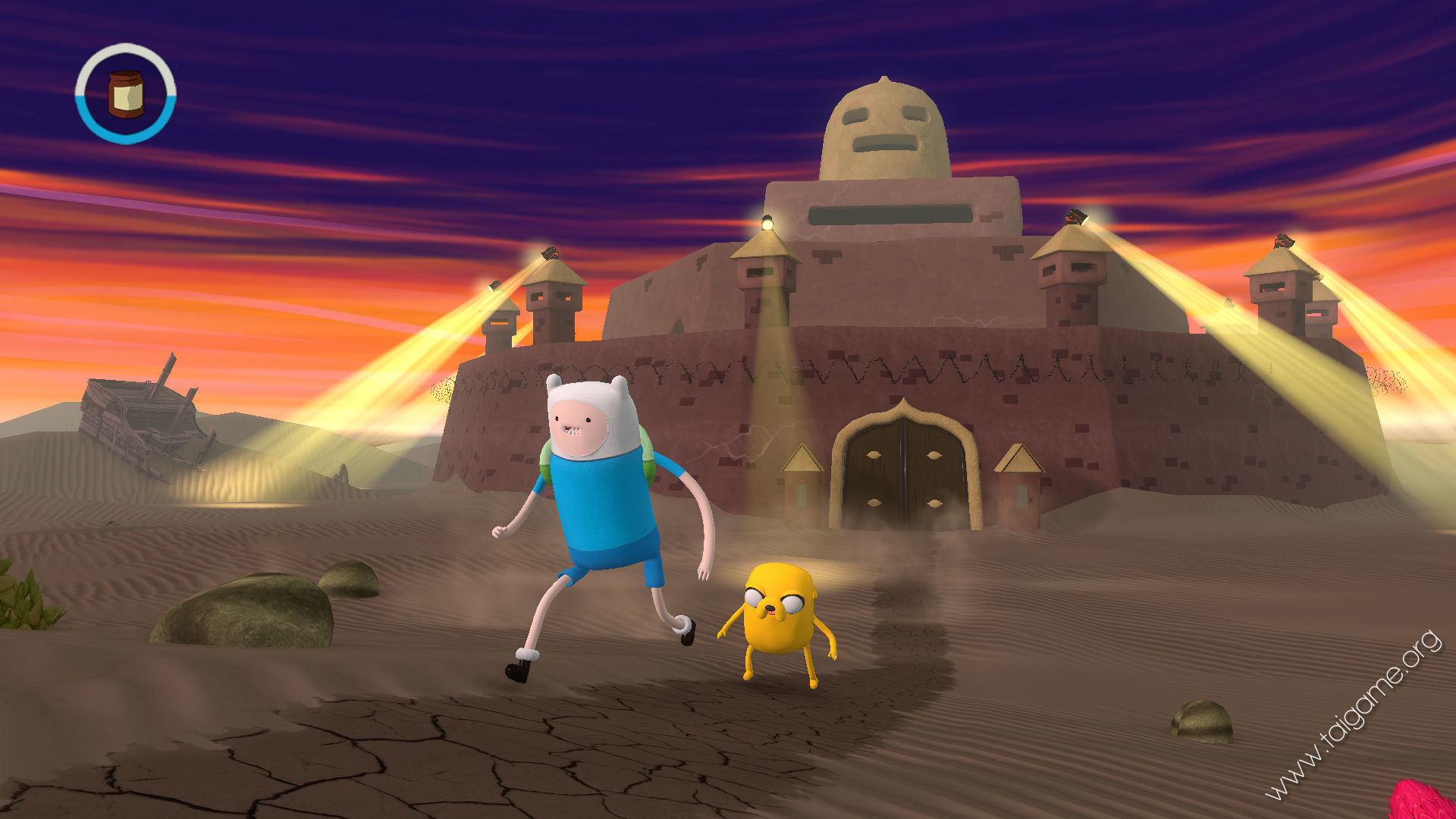 Adventure Time Finn And Jake Investigations Download