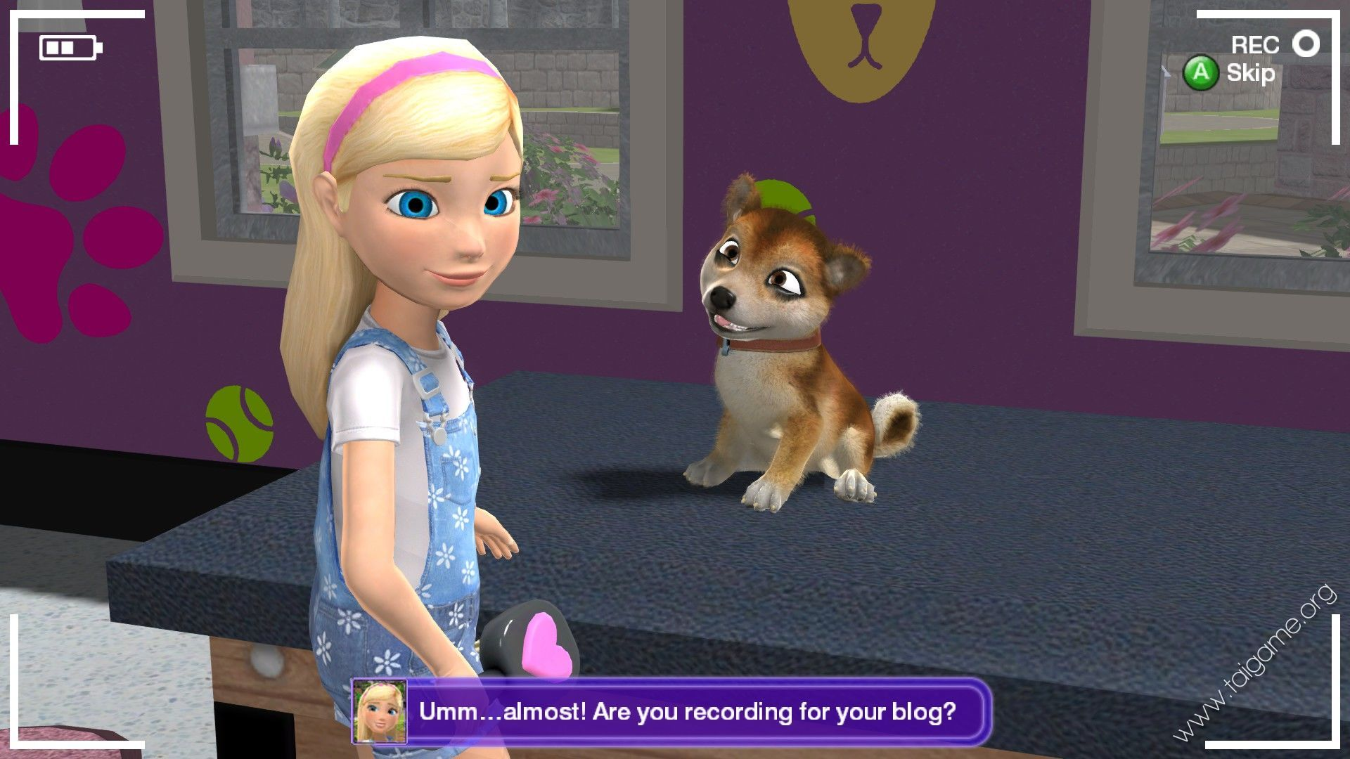 Barbie & Her Sisters: Puppy Rescue 2015 pc game Img-3