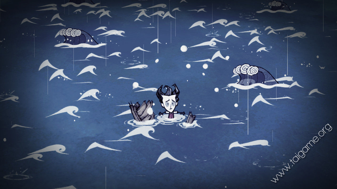 how to play the gorge dont starve