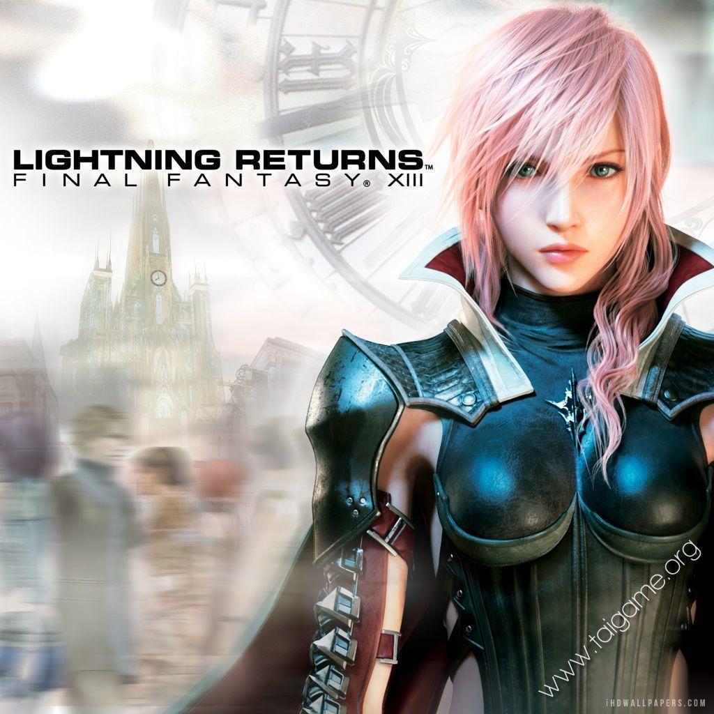 Lightning Returns: Final Fantasy XIII Wallpapers