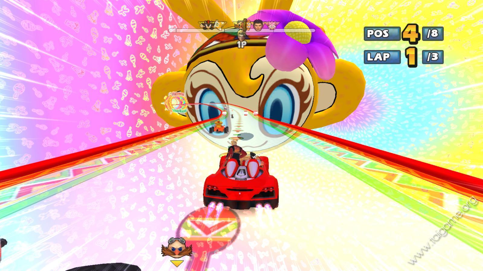Sonic Car Racing Game Download