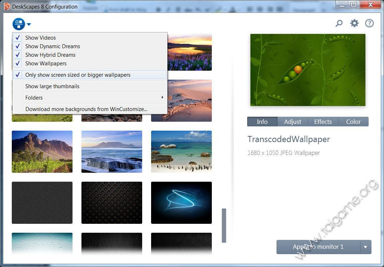 deskscapes 8 free