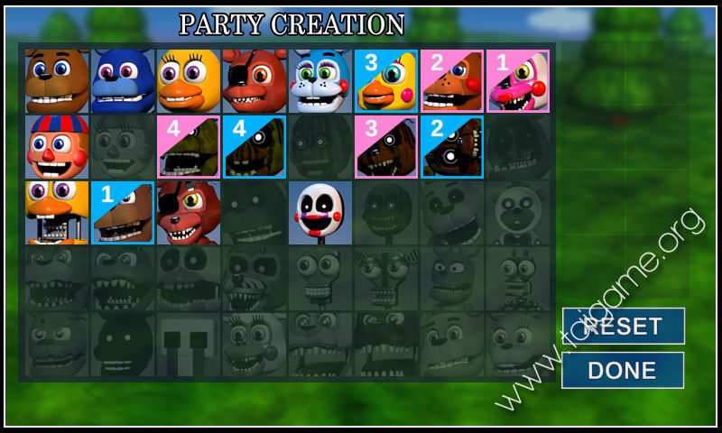 FNaF World - Download Free Full Games | Role-Playing games