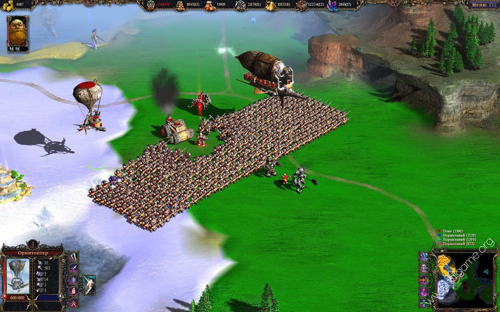 Heroes of Annihilated Empires full game free pc, download ...