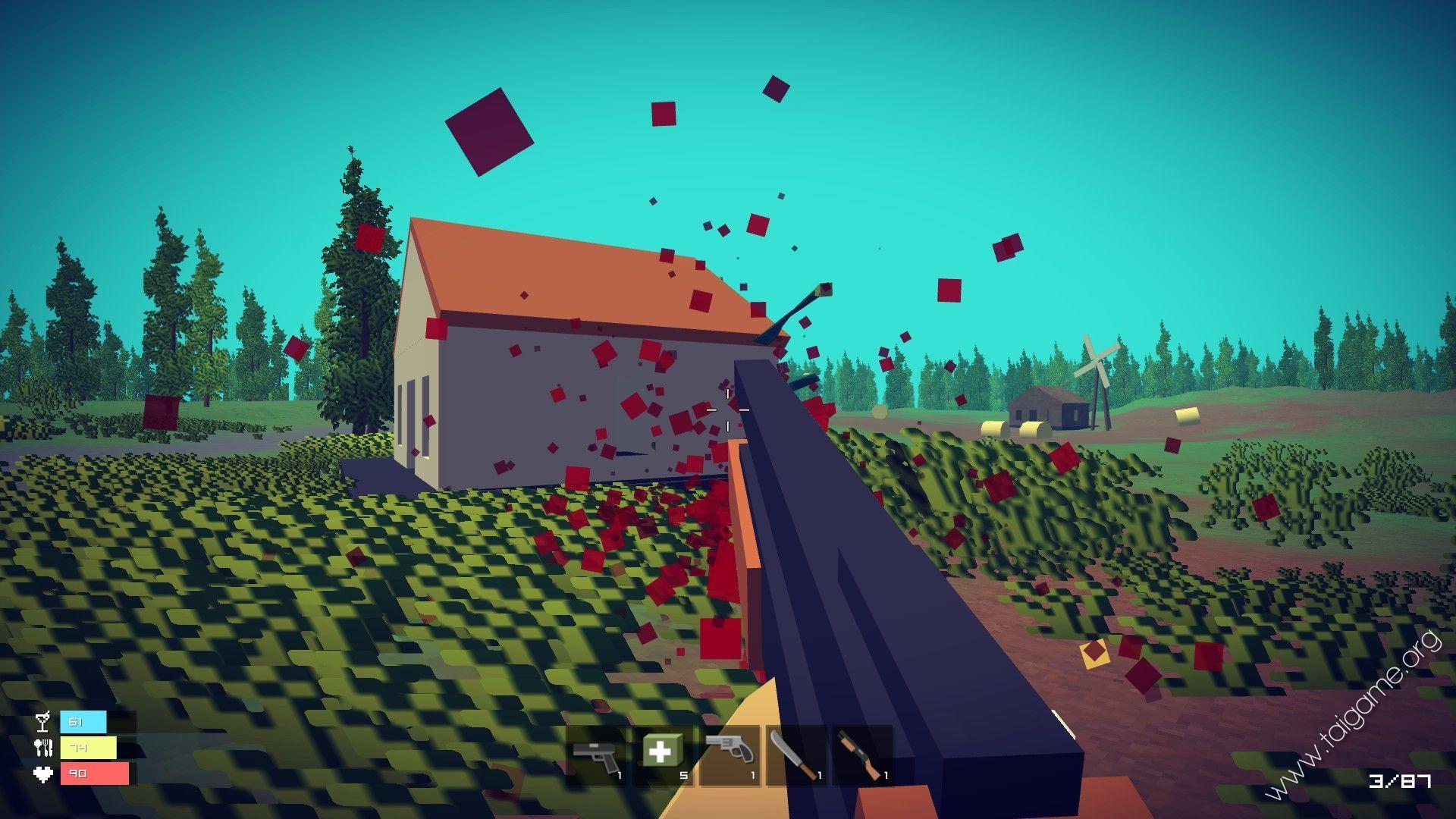 Pixel Survival Craft Game Download Free Full Games