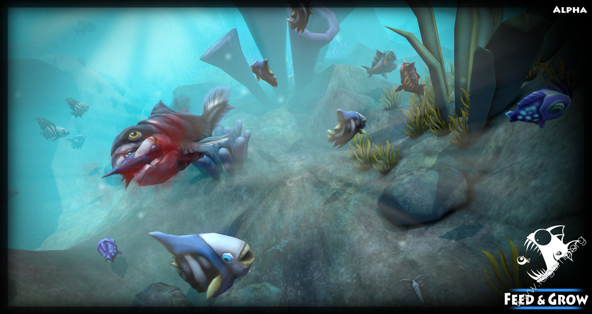 Feed And Grow Fish Download Free Full Games Arcade