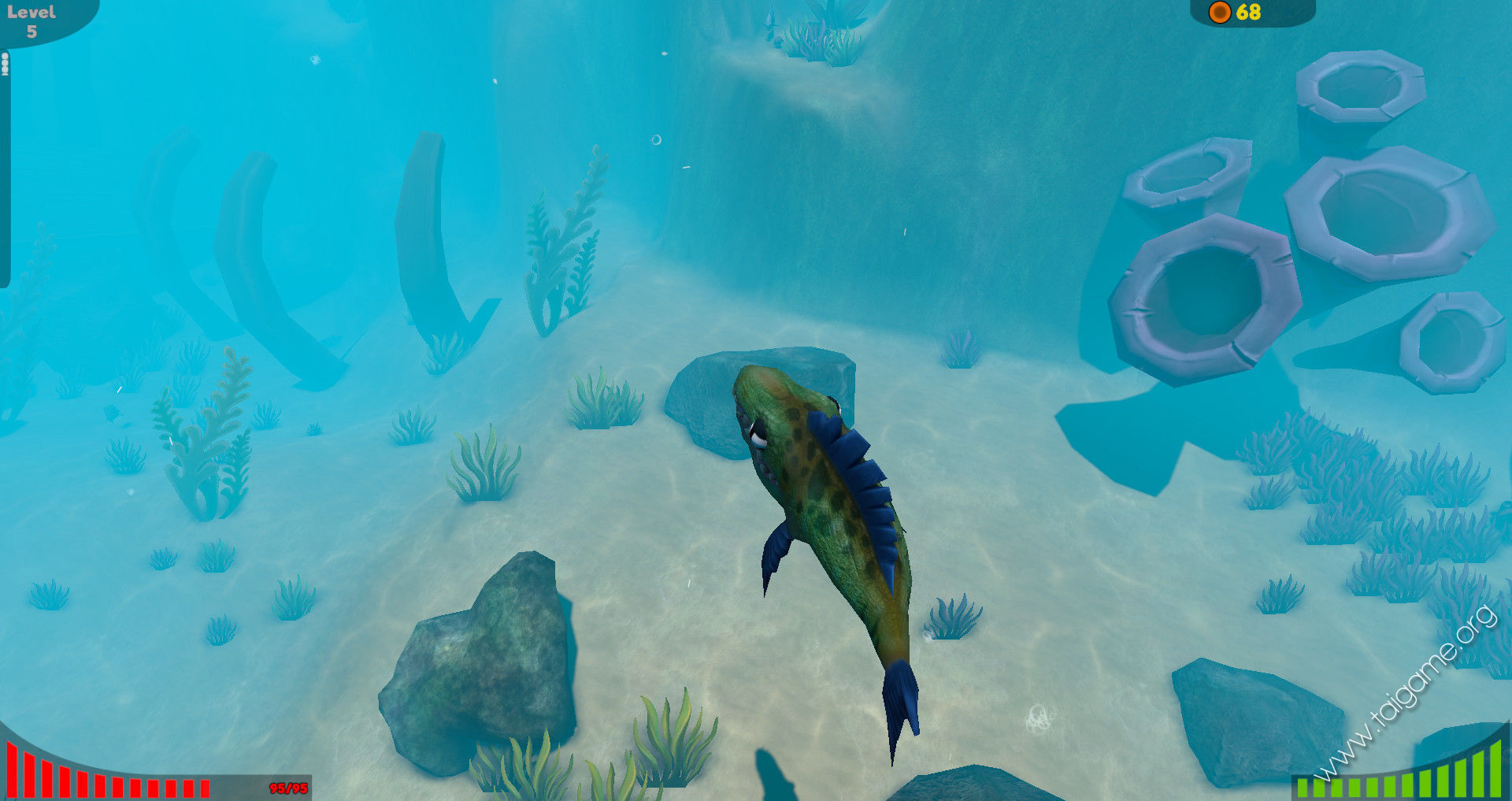 Feed and grow fish download free full games arcade for Feed and grow fish