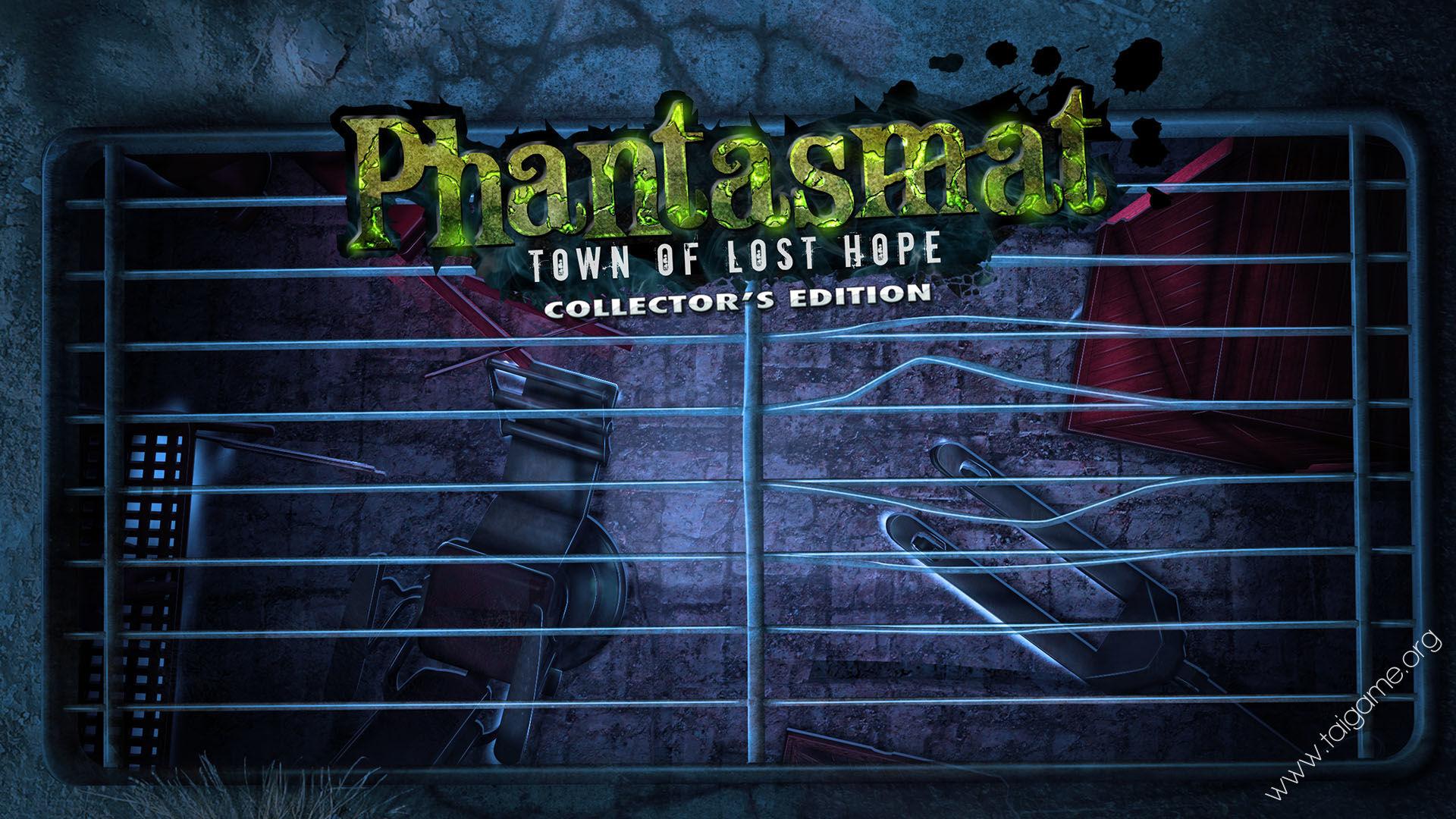 Phantasmat crucible peak collectors edition.2017.pc
