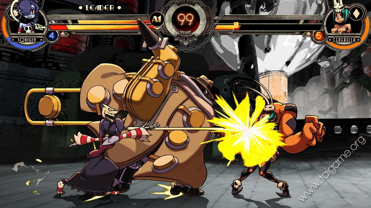 Skullgirls 2nd Encore - Download Free Full Games ...