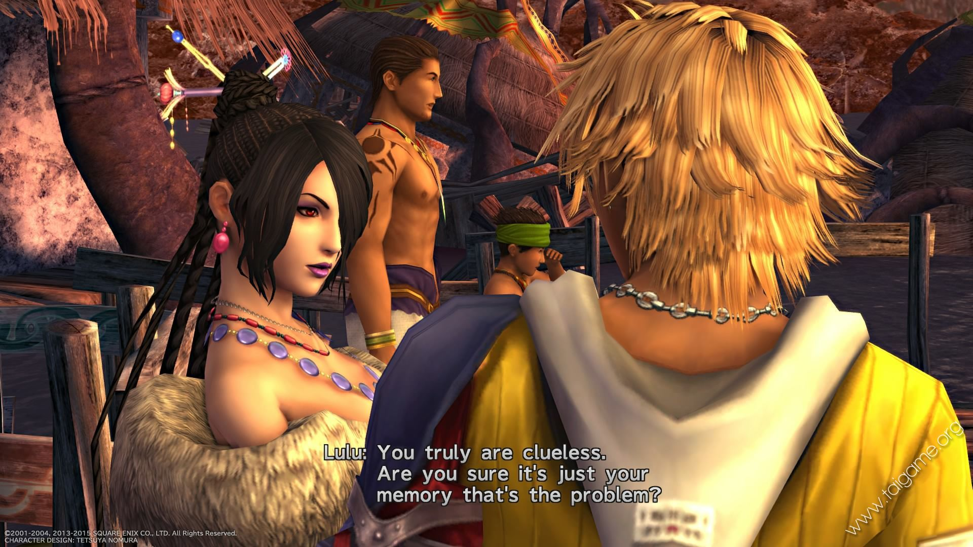 from Denver final fantasy x nude pics