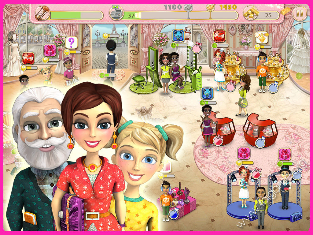 Wedding Salon Free Game - - Download and play for free
