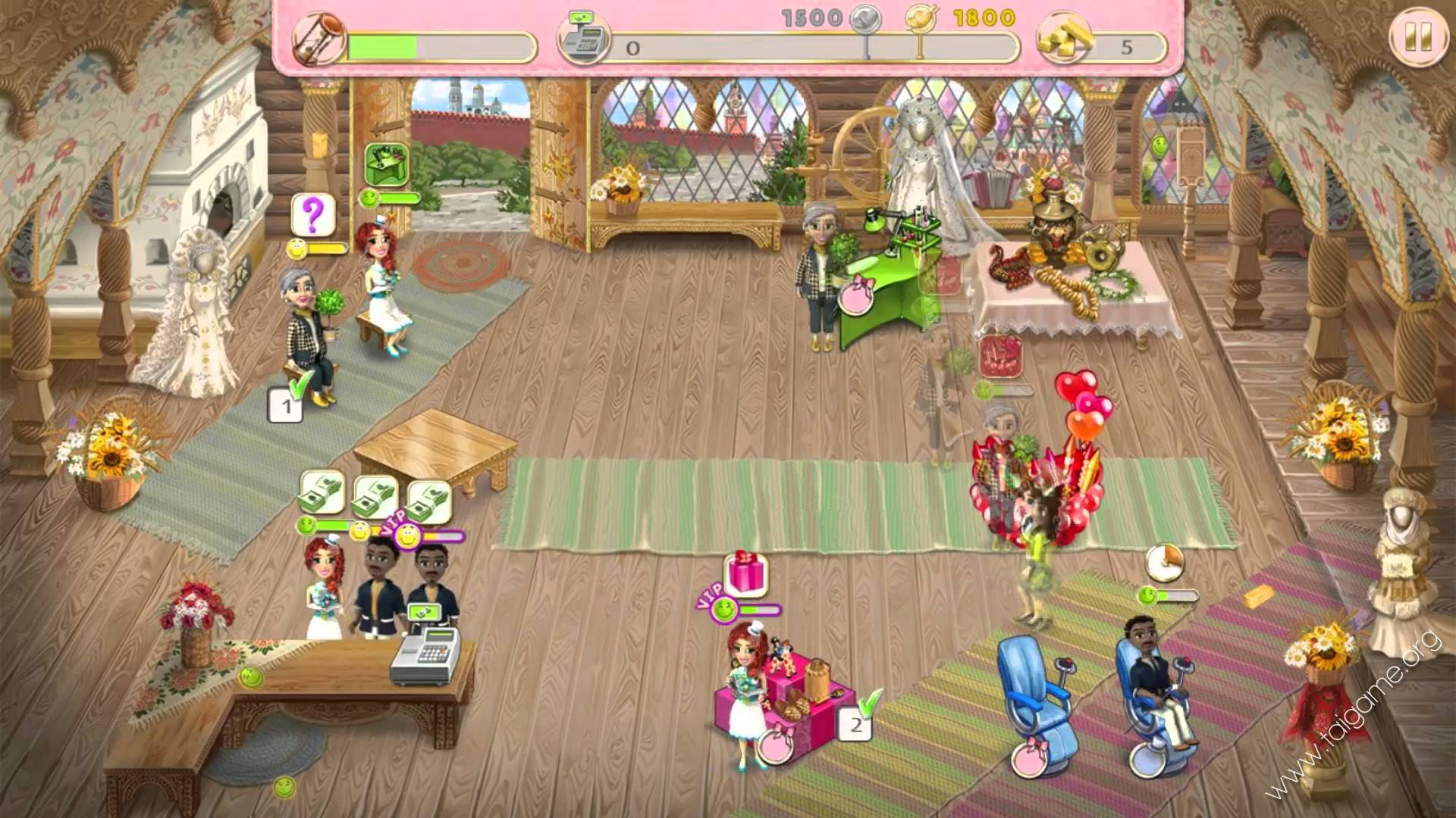Wedding salon 2 download free full games time for Wedding salon