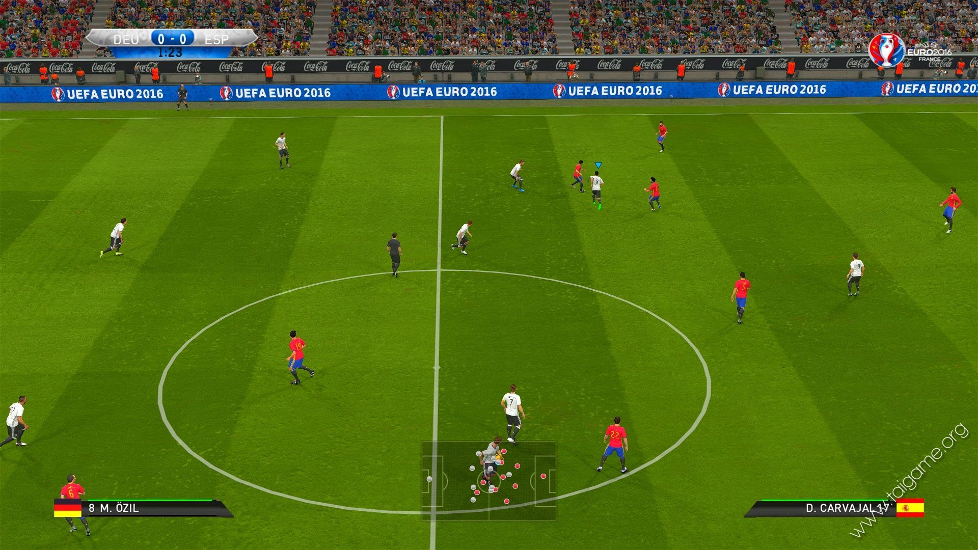 pes 2016 uefa euro 2016 france tai game download game th thao. Black Bedroom Furniture Sets. Home Design Ideas