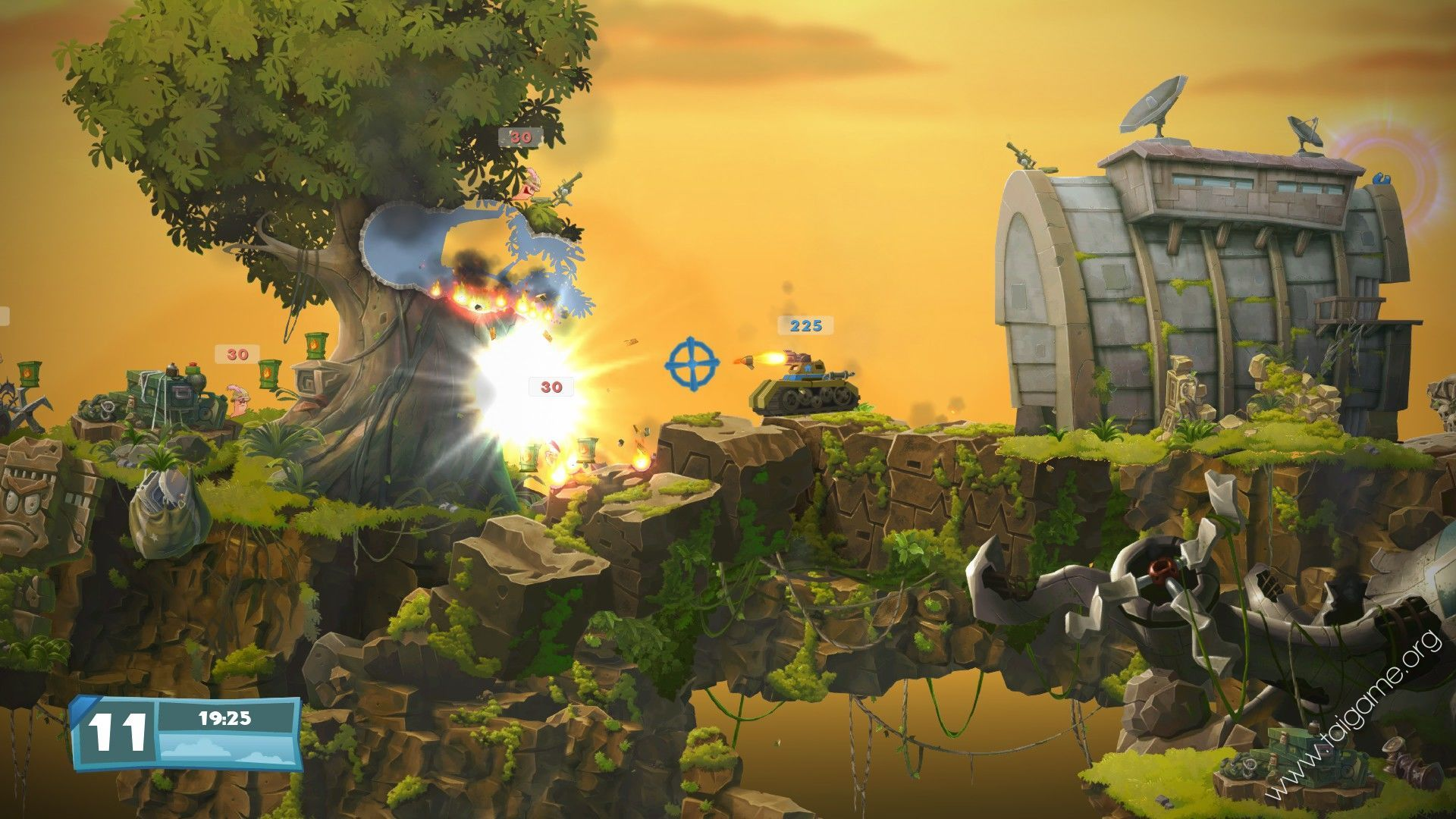 Worms W.M.D Download Free