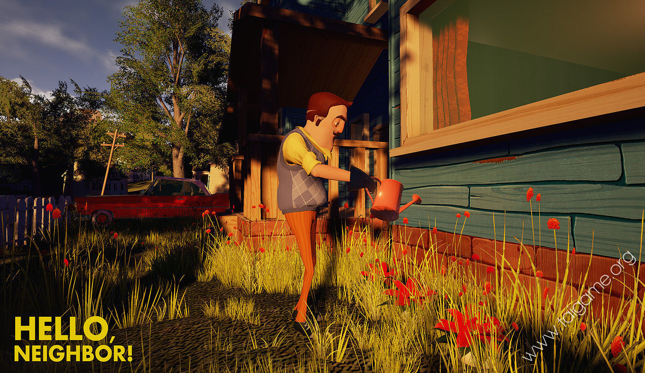 Hello Neighbor Download Free Full Games Adventure Games