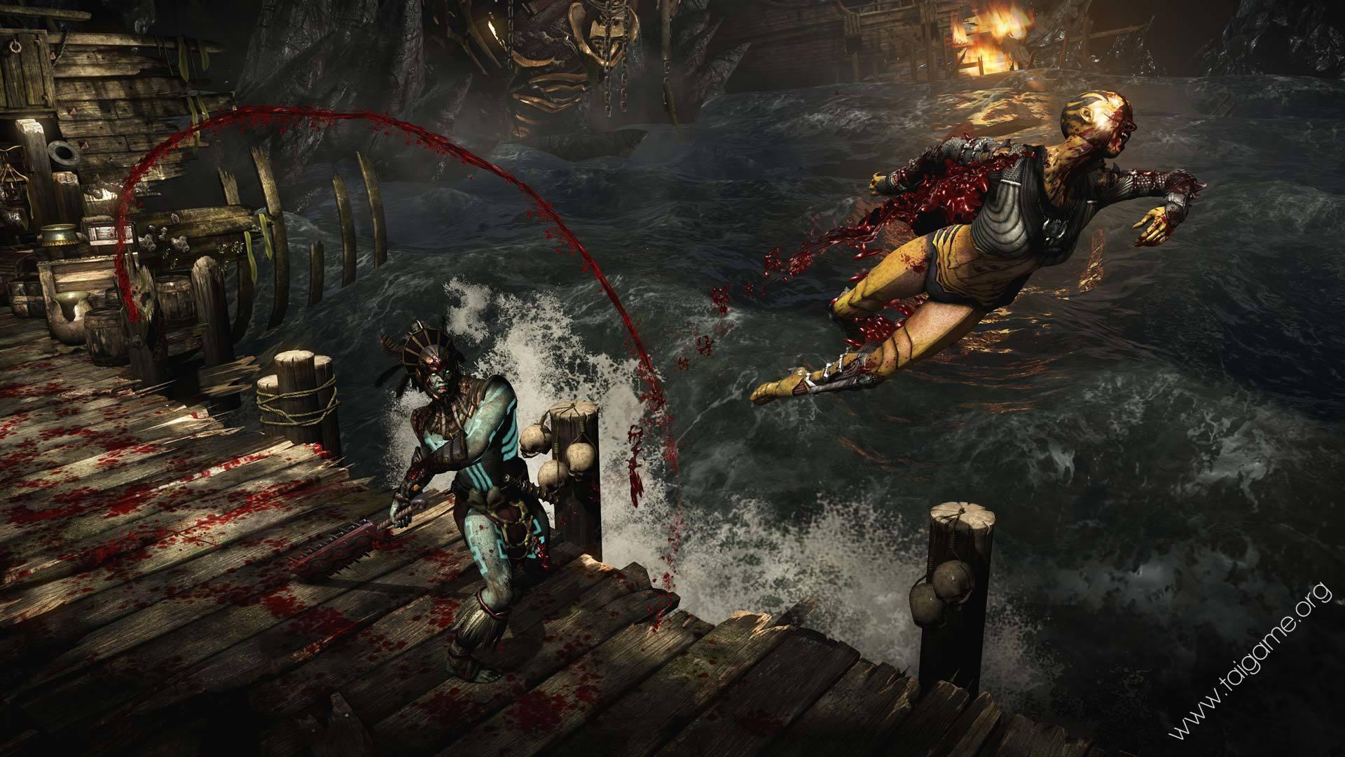 Mortal Kombat XL - Tai game | Download game Đối kháng
