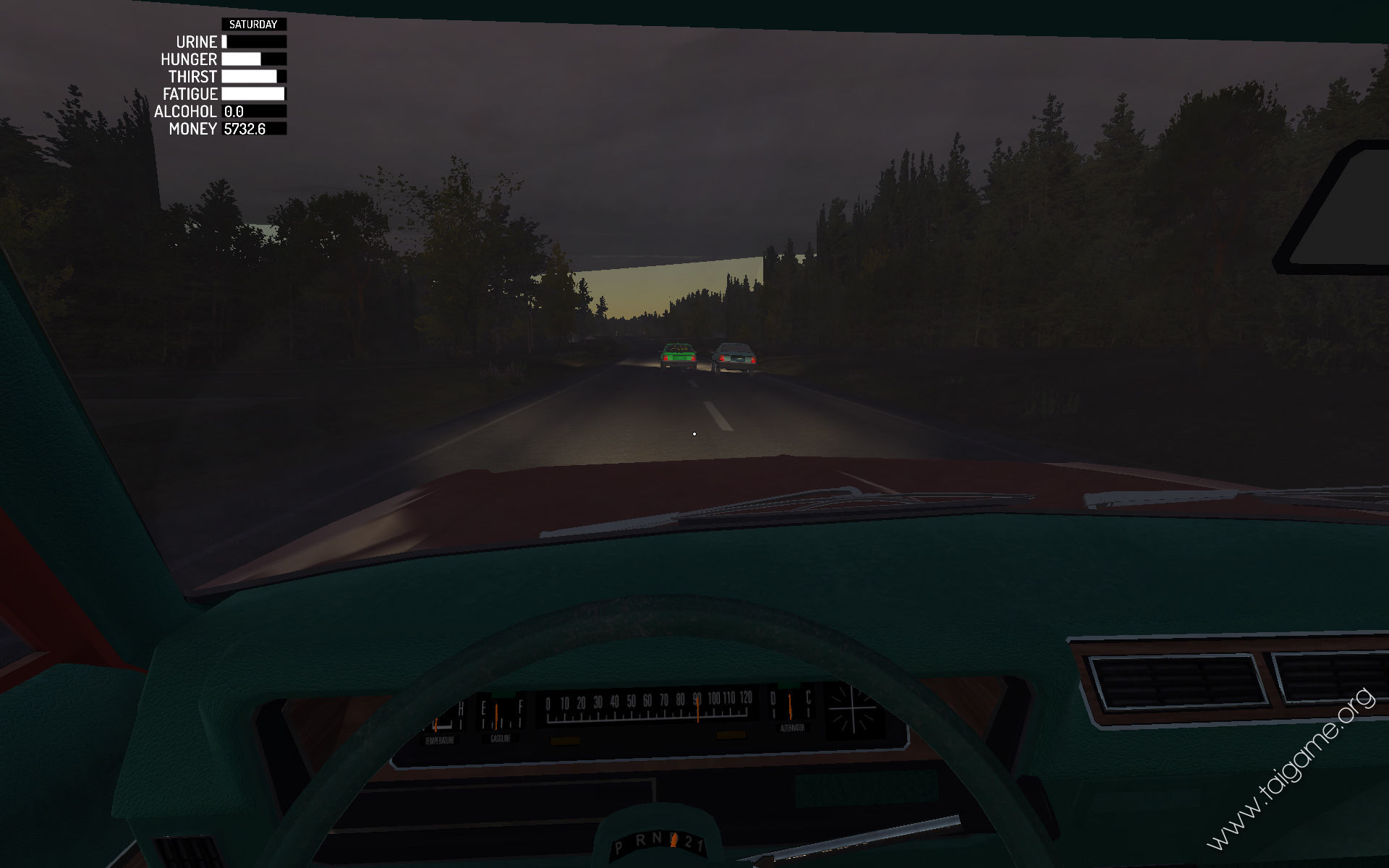 my summer car how to pass inspection