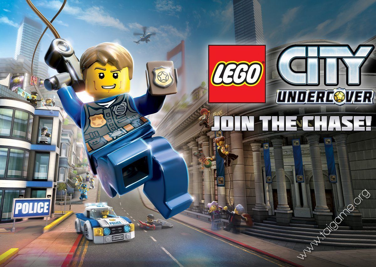 LEGO City Undercover - Download Free Full Games | Arcade ...
