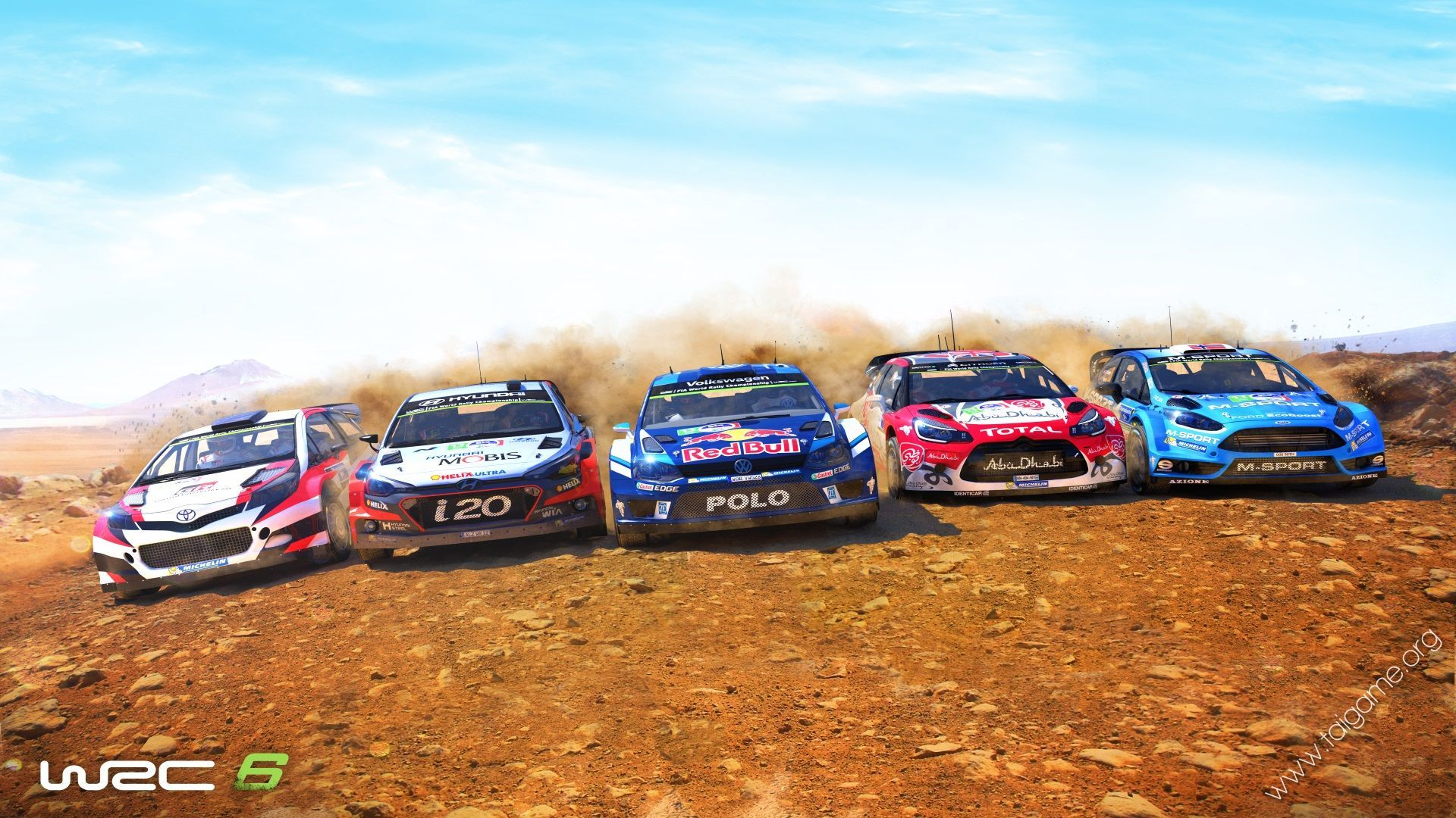 Wrc 6 Fia World Rally Championship Download Free Full