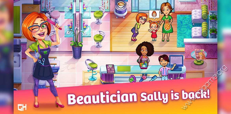 Sally's Salon: Beauty Secrets - Platinum Edition