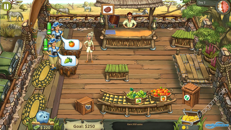 Katy And Bob  Safari Cafe Collector S Edition