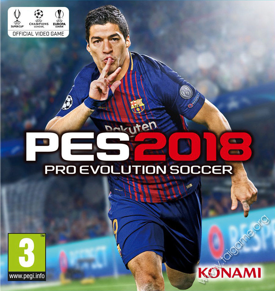 Pro Evolution Soccer PES 2018 - Tai game | Download game Thể