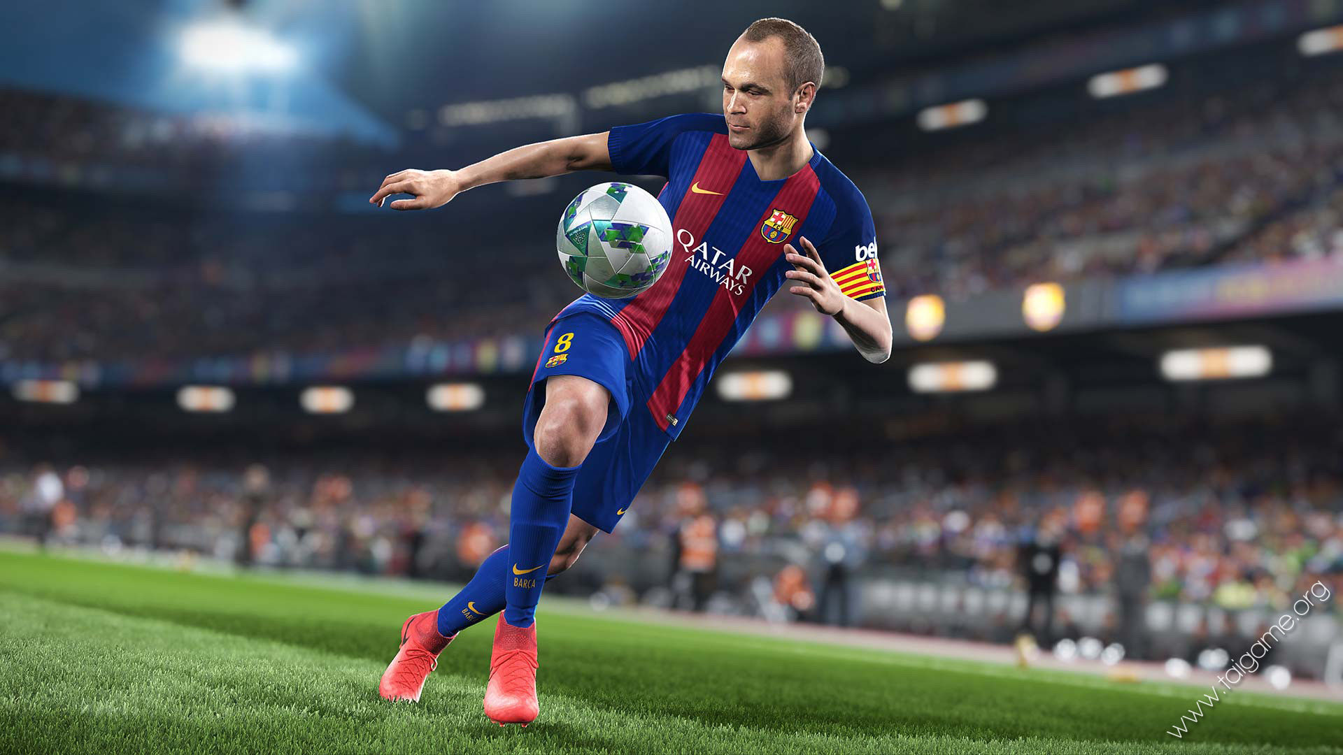 Pro Evolution Soccer PES 2018 - Tai game   Download game Thể