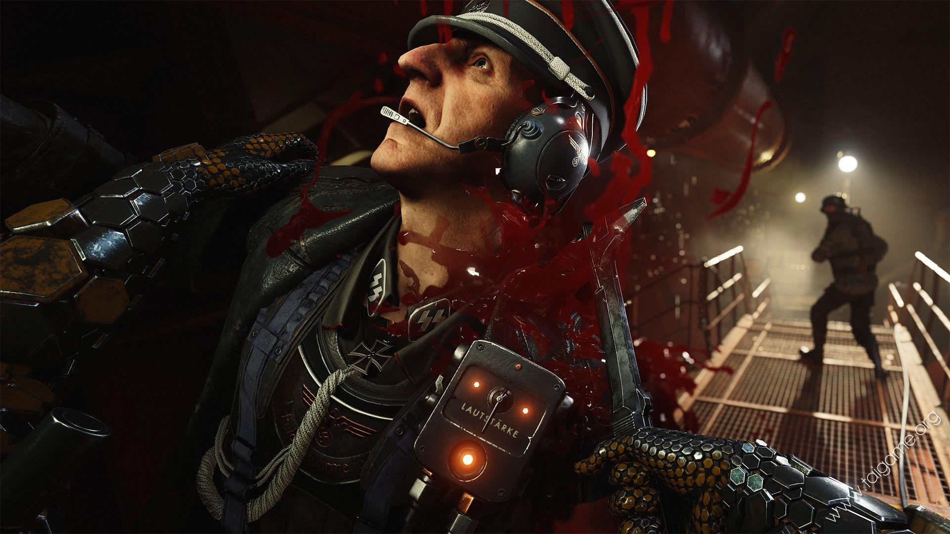 Kết quả hình ảnh cho Wolfenstein