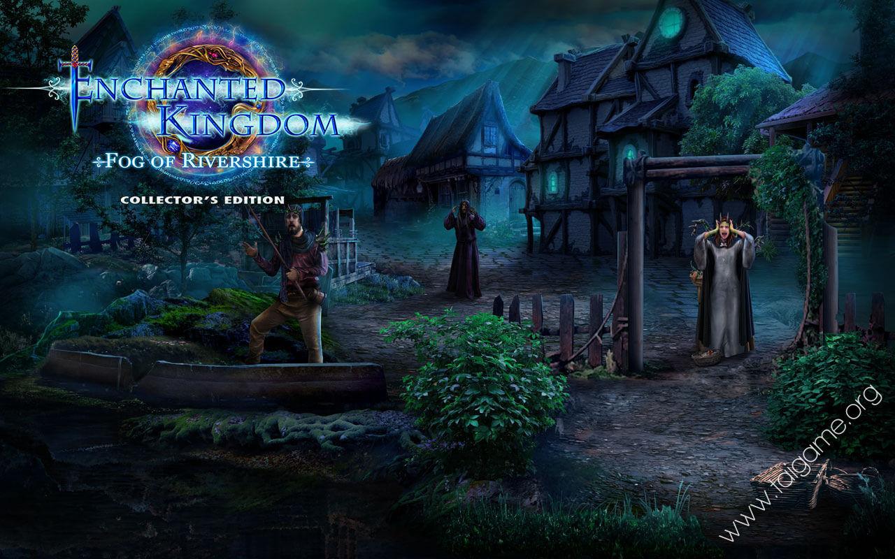 Enchanted kingdom organizational chart