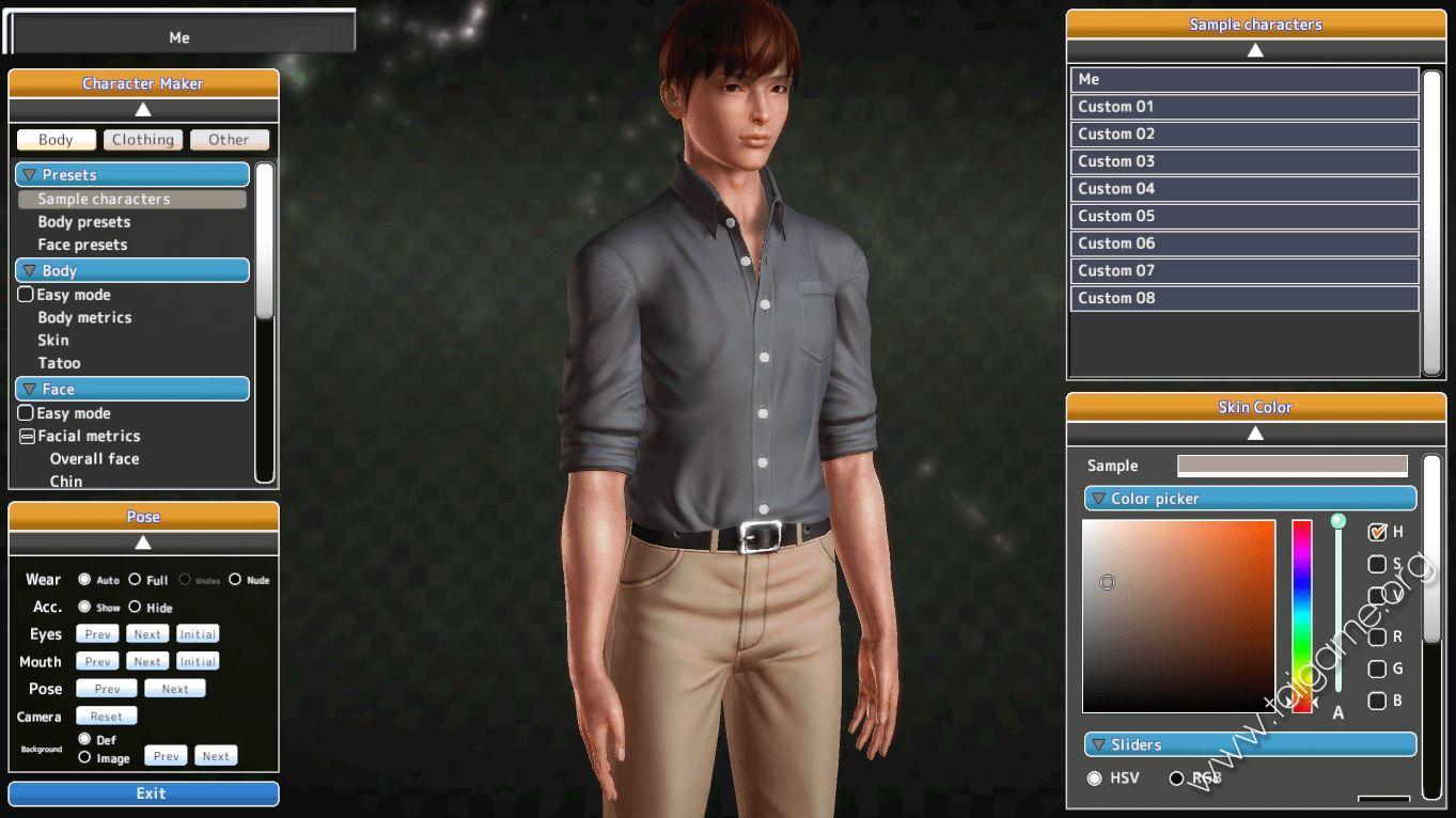 Honey Select - Tai game | Download game Mô phỏng