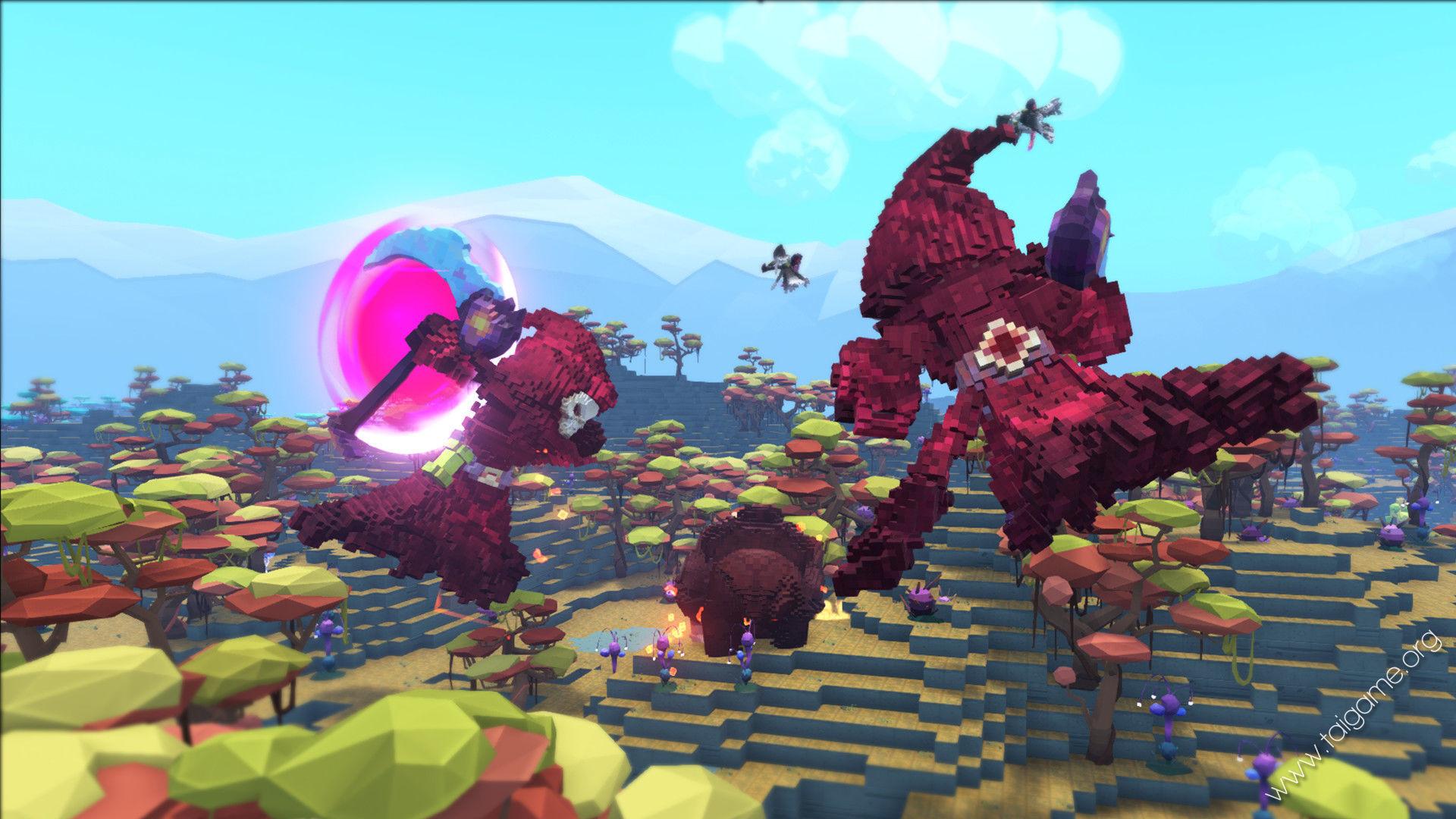 PixARK - Tai game | Download game Hành động