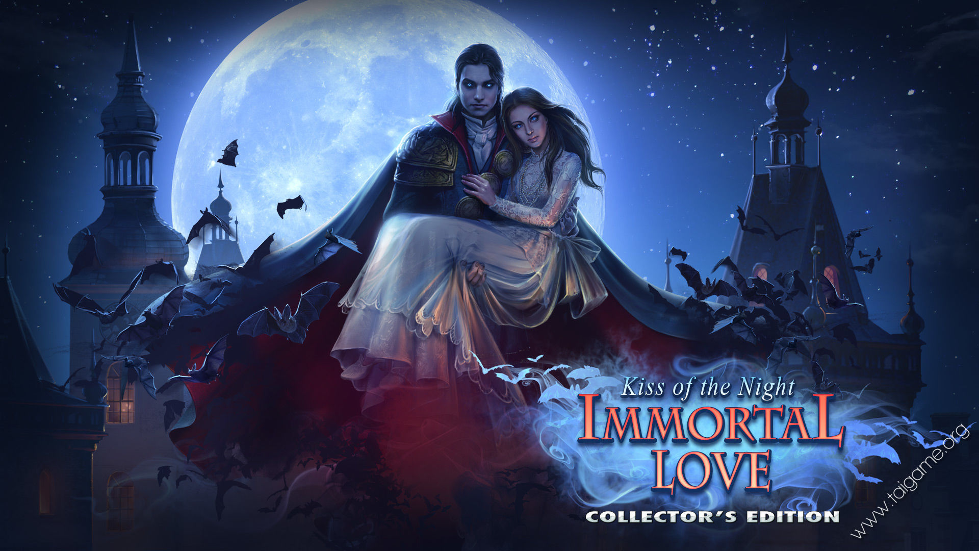 Immortal Love  Kiss Of The Night Collector U0026 39 S Edition