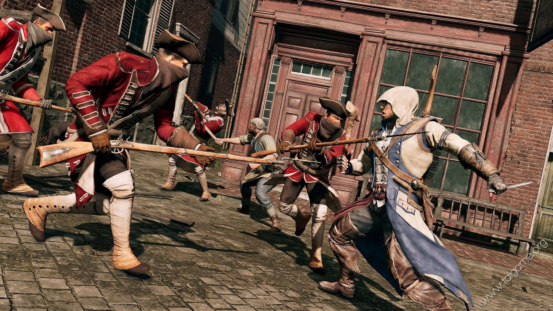 Assassin's Creed III Remastered - Download Free Full Games ...