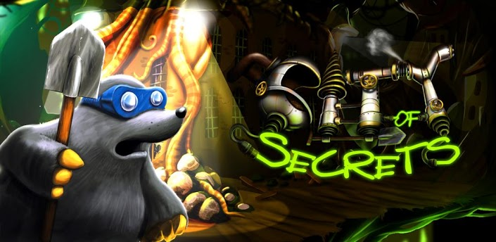City of Secrets > iPad, iPhone, Android, Mac & PC Game ...