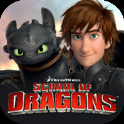 School of Dragons: How to Train Your Dragon