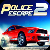 Police Escape - 3D Real Traffic Racing Simulator
