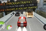 Police Escape - 3D Real Traffic Racing Simulator screenshot 3
