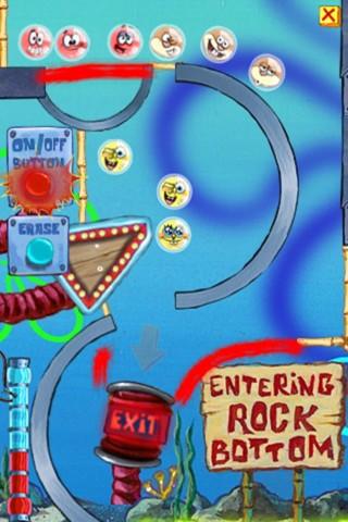 Spongebob Marbles Amp Slides Download Ios Game